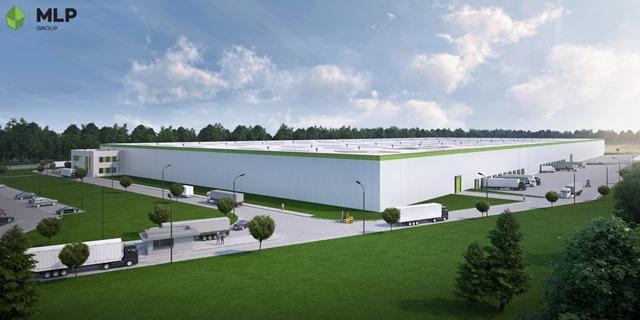 MLP Group przygotowuje nowy park logistyczny