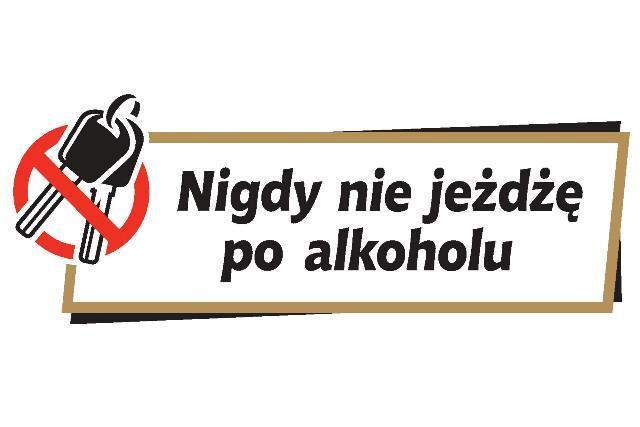 """Carefleet wspiera kampanie  """"Nigdy nie jeżdżę po alkoholu"""""""