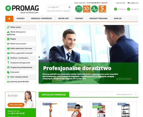E-Gazela Biznesu 2015 dla PROMAG