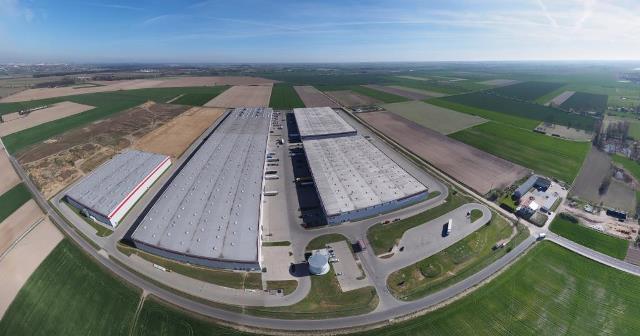 P3 wynajęło ponad 8.000 m² powierzchni magazynowej