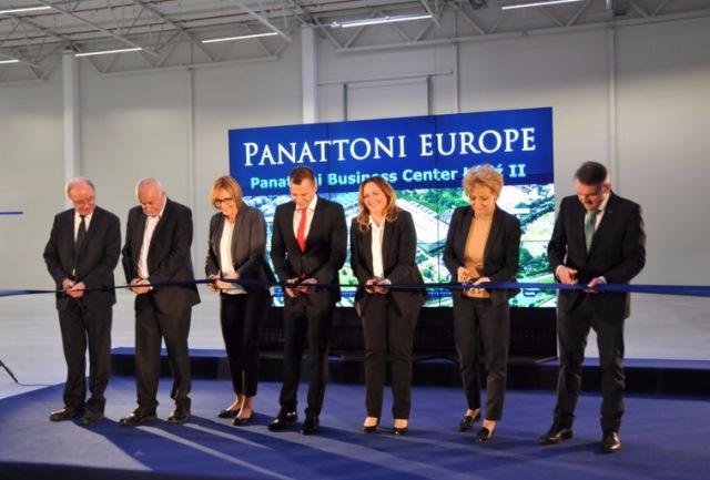 Panattoni Business Center Łódź II, otwarte