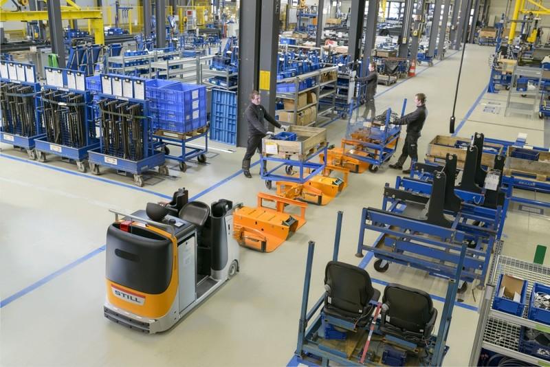 Nowe otwarcie w Lean Logistics