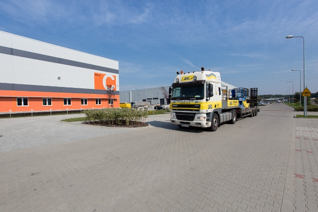 Kolejni najemcy w North-West Logistic Park