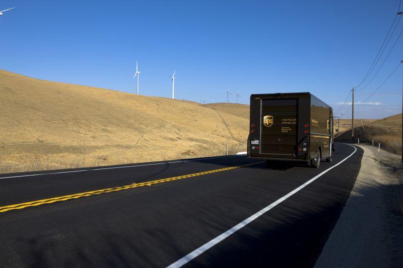 UPS na drodze zrównoważonego rozwoju