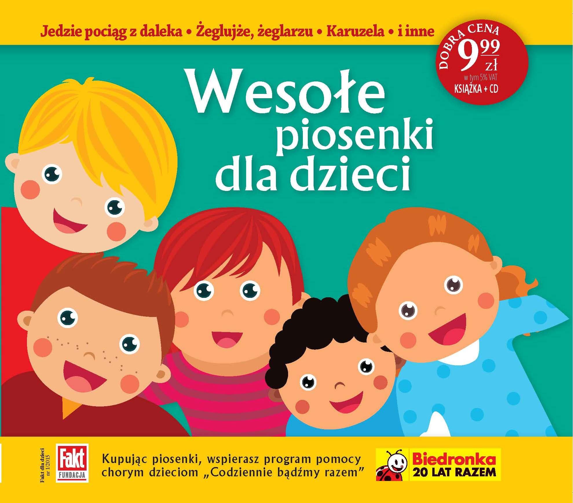 Biedronka i Fundacja Faktu razem dla dzieci