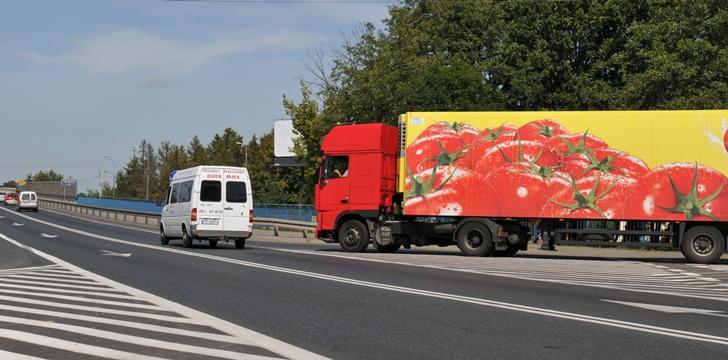 Operator logistyczny na rynku spożywczym