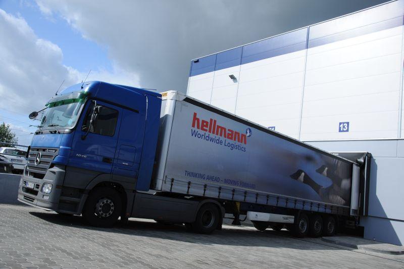 Hellmann Worldwide Logistics Polska zmienia lokalizację