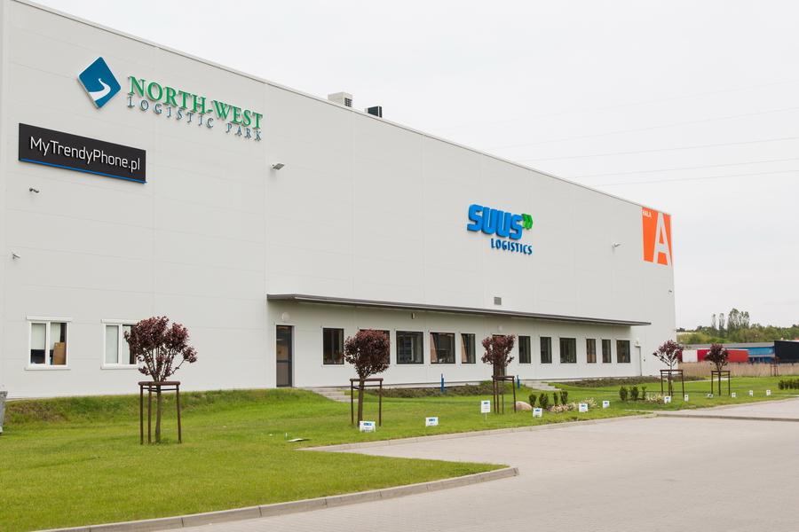 Otwarcie drugiego etapu kompleksu North-West Logistic Park w Szczecinie