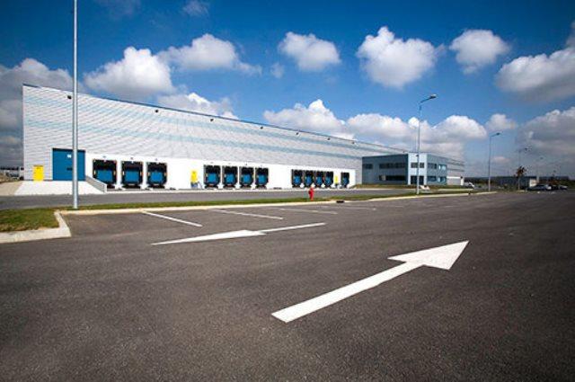 Rośnie centrum logistyczne w Legnicy