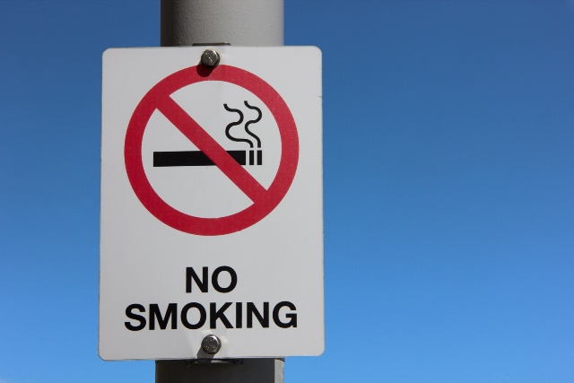W Dachser bez papierosa