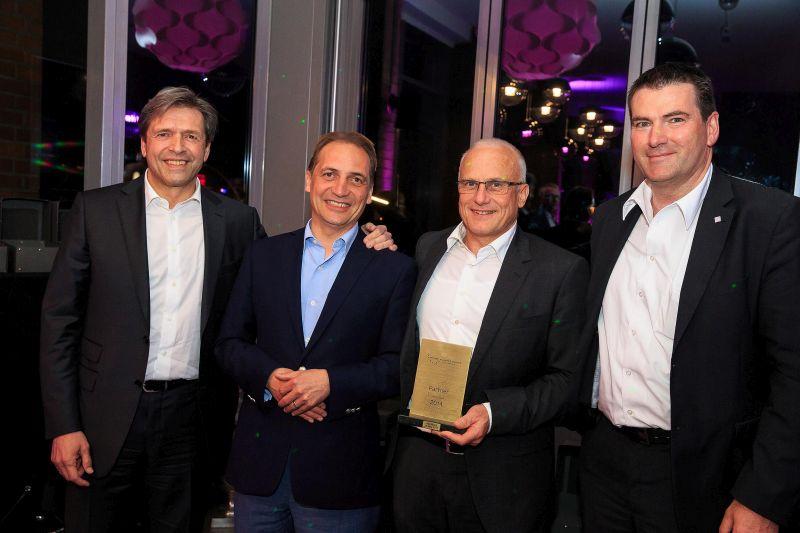 Nagrody dla Partnerów System Alliance Europe