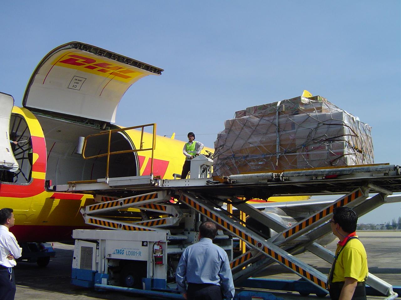 Zespół DRT Deutsche Post DHL pozostanie na miejscu katastrofy