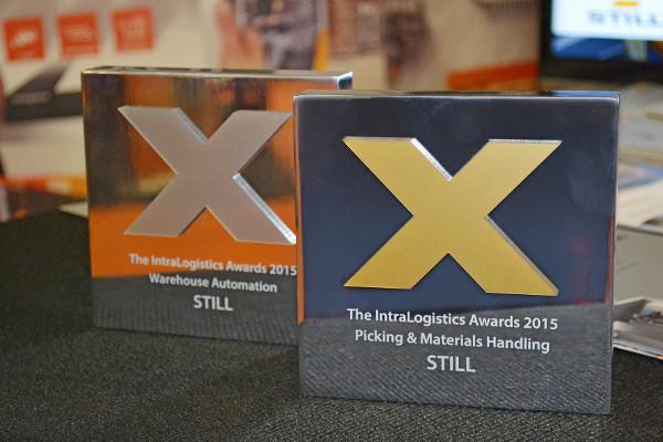 Rozwiązania STILL nagrodzone w konkursie IntraLogisteX
