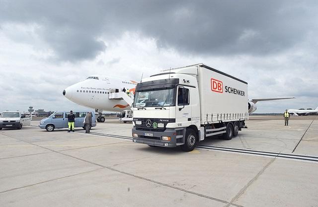 DB Schenker Logistics na pierwszej pozycji