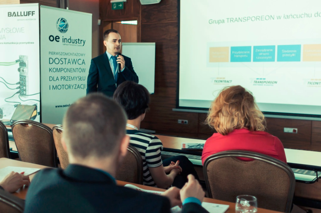 Inteligentna logistyka na konferencji MotoIdea 2015