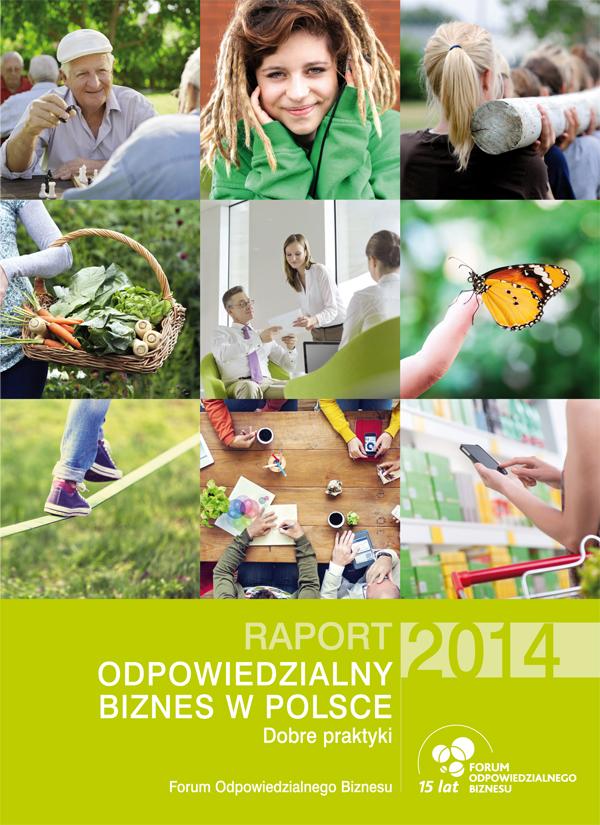 Odpowiedzialny biznes w Polsce 2014
