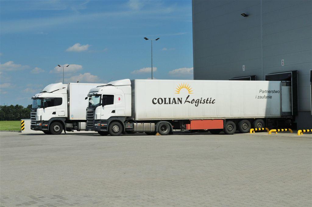 Colian Logistic rozwija się w regionie Wrocławia