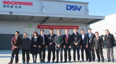 Nowe centrum dystrybucyjne pod nadzorem DSV