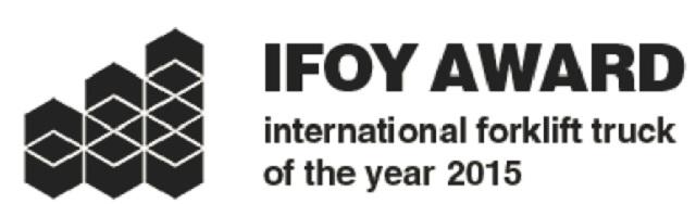 Nominacje wózków Toyota do IFOY 2015