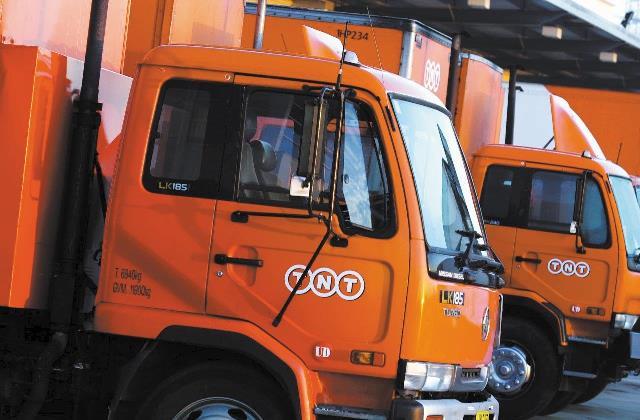 Serwis drogowy TNT w Turcji i Kosowie
