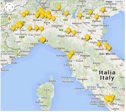 Paczkomaty InPost z IBS.it we Włoszech