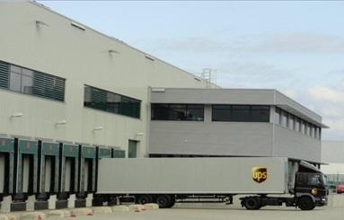 UPS rozbudowuje trzy europejskie centra logistyki kontraktowej