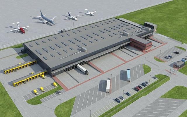 Nowa baza cargo w Katowice Airport