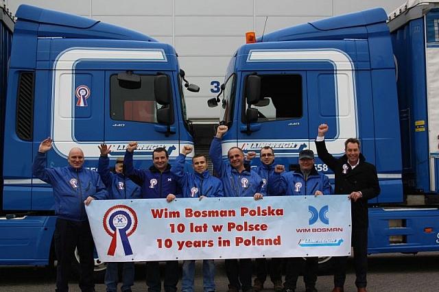 10 lat Wim Bosman w Polsce!