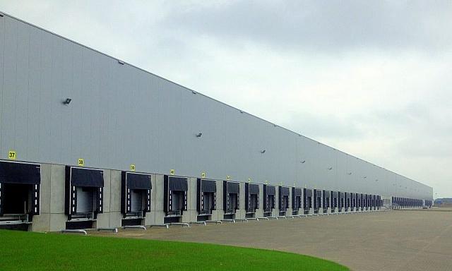 Centrum logistyczne artykułów FMCG