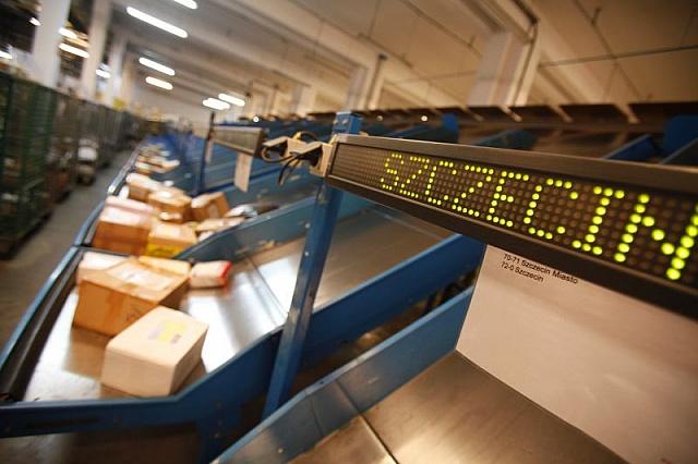 Polacy wysłali o 20 procent więcej paczek