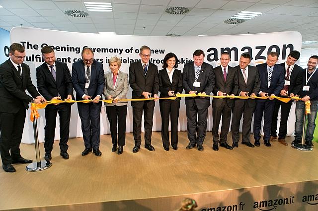 Centra Amazon otwarte