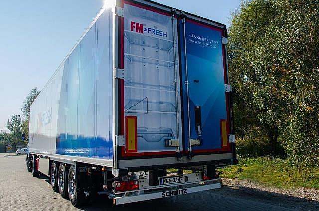 Identyfikacja floty FM Logistc