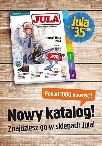 Nowy katalog JULA