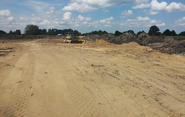 Trwa budowa Hali D North-West Logistic Park