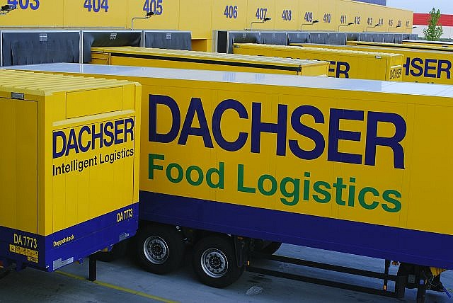 Centrum dla logistyki żywności