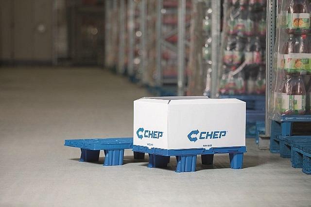 Ćwierćpaleta  CHEP nowej generacji