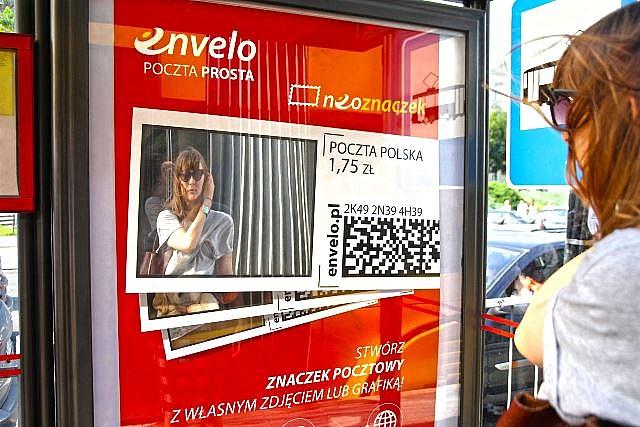 Telewizyjna kampania Envelo