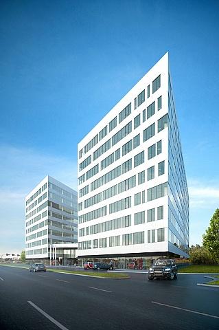 Budynek B kompleksu Kapelanka 42 oddany do użytku