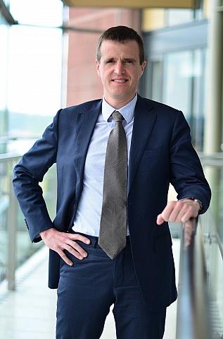 Logan Smith na stanowisko Dyrektora ds. Inwestycji w P3