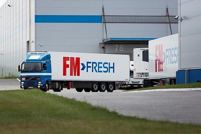 Współpraca Makro C&C z FM Logistic