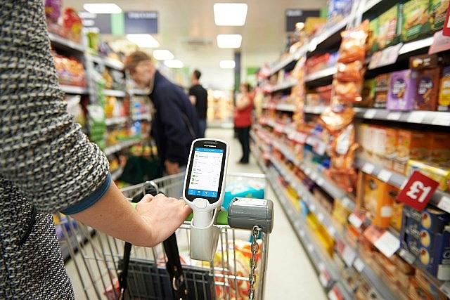Osobiste urządzenie zakupowe nowej generacji
