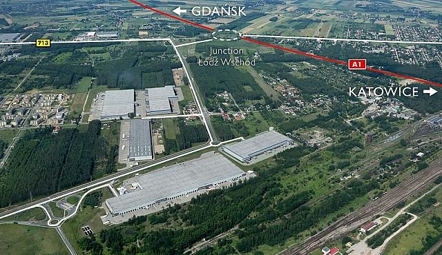 Panattoni rusza z budową w Łodzi