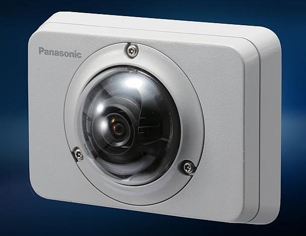 Banki bezpieczniejsze z nową kamerą dozorową Panasonic