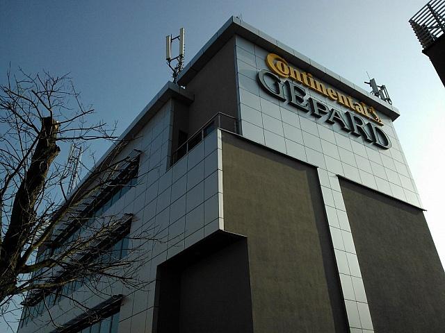 Rebranding firmy Continental