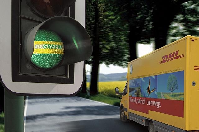 DHL dołącza do Partnerstwa Green Power