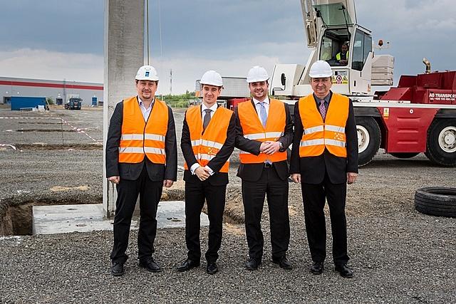 P3 rozpoczyna budowę w PointPark Bratysława