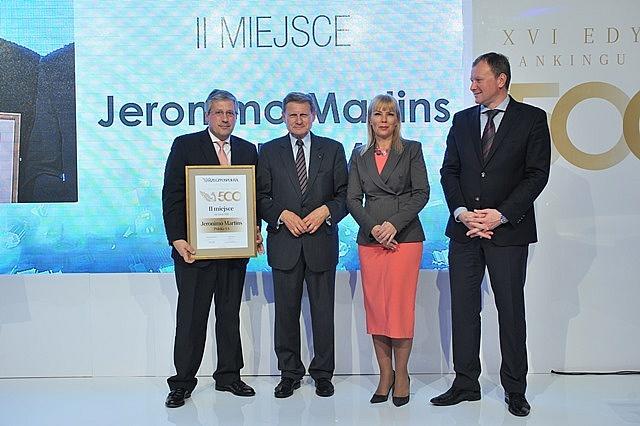 Właściciel sieci Biedronka drugą co do wielkości polską firmą