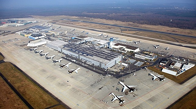 Hub lotniczy UPS na lotnisku Kolonia/Bonn