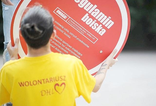Działalności Fundacji DHL