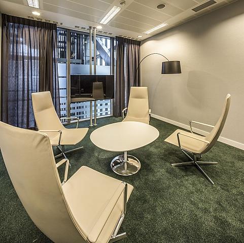Nowe biuro CBRE – nowa strategia środowiska pracy